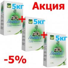 Удобрения Новалон Фолиар (Novalon Foliar) для перца упаковка по 5 кг